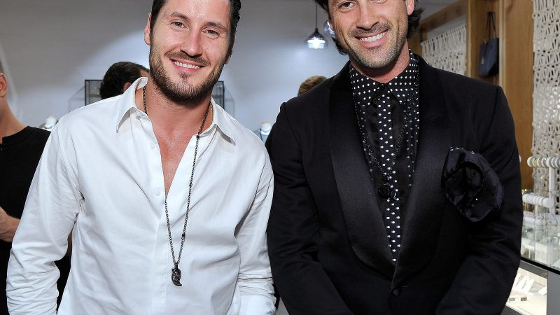 Maksim, Val, and More DWTS Faces Hit the Red Carpet in Hollywood