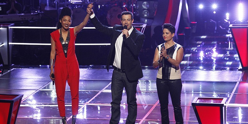 "The Voice 2013's Sasha Allen Talks Her Battle Round Decision: ""It's a Nightmare!"""